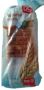 Pan de molde Día sin aditivos