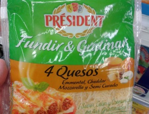 Queso President