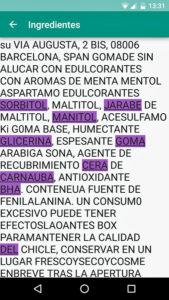 """Aplicación """"Ingred"""""""