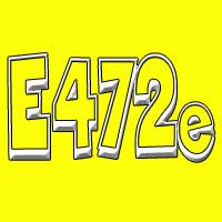 Aditivo E472e