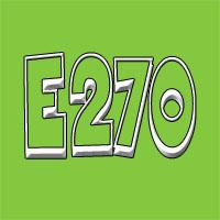 Aditivo E270