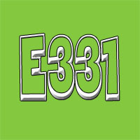 Aditivo E331