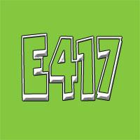 Aditivo E417
