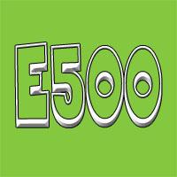Aditivo E500