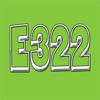 Aditivo E322 - Lecitinas