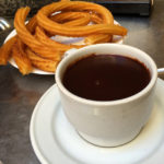 Chocolate con churros- Ash Chuan