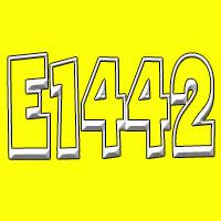 Aditivos E1442