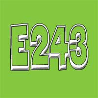 Aditivo E243