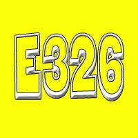 Aditivo E326