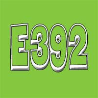 aditivo E392