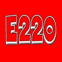 Aditivo E220