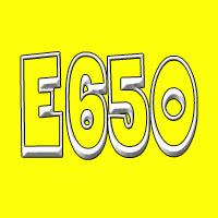 Aditivo E650