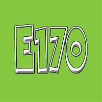 E170 carbonato cálcico