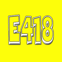 aditivo E418