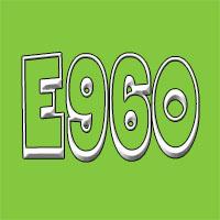 E960 estevia